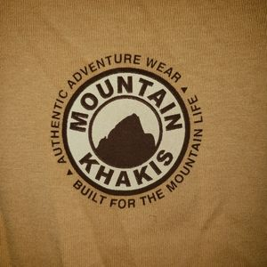 Mountain Khakis Men's Shirt, Size XL